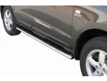 obrázek Boční oválné trubky Hyundai Santa Fe