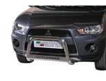 obrázek Ochranný rám s nápisem, Mitsubishi Outlander Md.2010