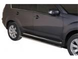 obrázek Boční oválné trubky Mitsubishi Outlander Md.2010