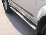 obrázek Boční oválné trubky Nissan Pathfinder