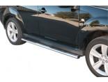 obrázek Boční oválné trubky Peugeot 4007