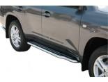 obrázek Boční stupačky Toyota Land Cruiser V8