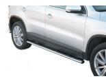 obrázek Boční oválné trubky VW Tiguan