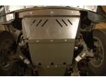 obrázek Kryt motoru a chladiče VW Amarok