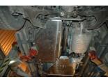 obrázek Kryt nádrže Nissan Navara D40, 2005-2010