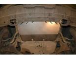 obrázek Kryt chladiče Nissan Navara D40 2010-
