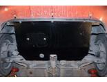 obrázek Kryt motoru a převodovky Fiat Doblo, 2005-