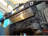 obrázek Kryt tyčí řízení Jeep Wrangler (1996-2006)