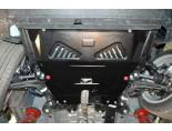 obrázek Kryt motoru a převodovky Fiat 500