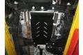 Kryt převodovky Ford Ranger 2012-