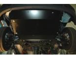obrázek Kryt motoru a převodovky Ford Transit 2010-