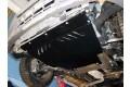 Kryt motoru a převodovky Renault Trafic