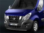 obrázek Přední spoiler Nissan NV400 11X4016