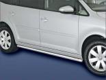 obrázek Boční ochranné trubky VW Touran 12E4551