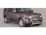 obrázek Ochranný rám Land Rover Discovery 4