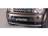 obrázek Přední spoiler Land Rover Discovery 4