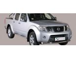 obrázek Přední spoiler Nissan Navara Md. 2010-