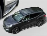 obrázek Boční stupačky Hyundai Santa Fe Md. 2013-
