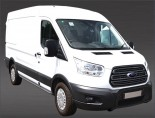 obrázek Černý rám Ford Transit 11W4213S