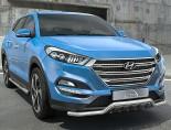 obrázek Přední spoiler Hyundai Tucson 18A4017