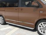 obrázek Boční oválné trubky s protiskluzem VW T6 18C4051
