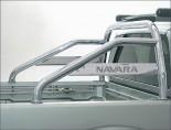 obrázek Roll Bar Nissan Navara D40 1664819