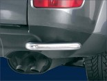obrázek Zadní ochranné růžky Peugeot 4007 12D4033