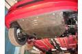 Kryt motoru a převodovky Suzuki SX4, 2006-