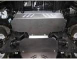 obrázek Kryt motoru Kia Sorento Md. 2006-