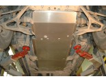 obrázek Kryt motoru Hummer H3