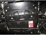 obrázek Kryt motoru a chladiče Suzuki Grand Vitara