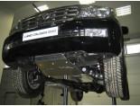 obrázek Kryt motoru Toyota LC200