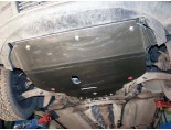 obrázek Kryt motoru a převodovky VOLVO XC 60