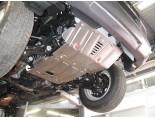 obrázek Kryt motoru a tyče řízení Toyota LC150